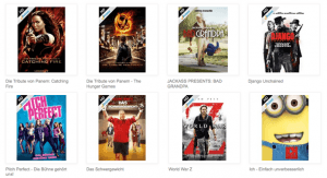 Beliebte APIV Filme