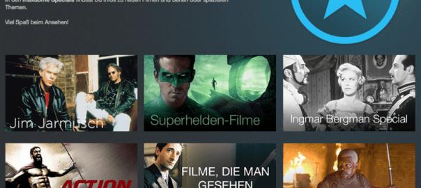"""Der große Maxdome Test: zu Recht die """"beliebteste Online-Videothek""""? - Ein schild für ein foto - Maxdome"""
