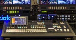 Video Schaltpult: Ausgangspunkt des Videomaterials